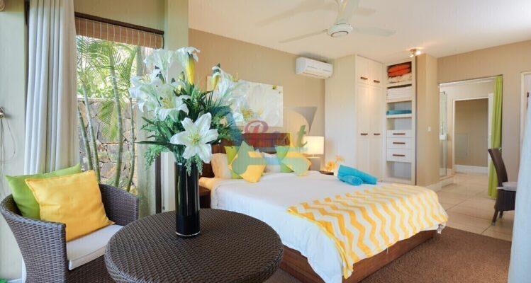 Bel Azur apartment bedroom