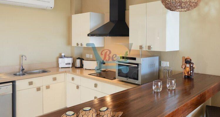 Bel Azur apartment Kitchen