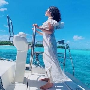 Catamaran Cruise Gabriel Island Mauritius