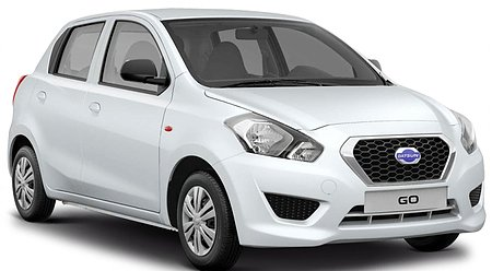Car Rental Mauritius - Datsun GO
