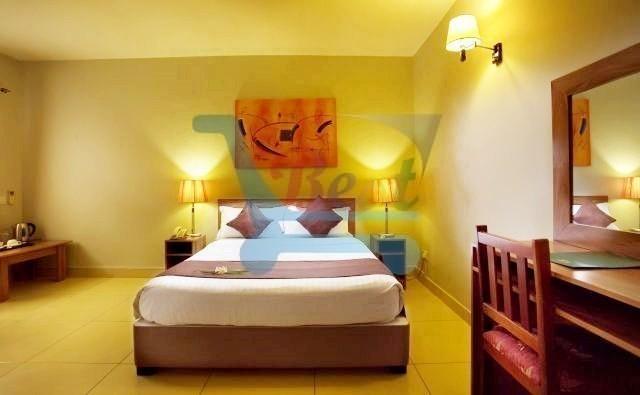 Residence Le palmiste Room