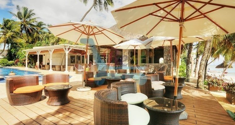 cocotier hotel Restaurant - Terrace