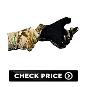 bow hunting gloves