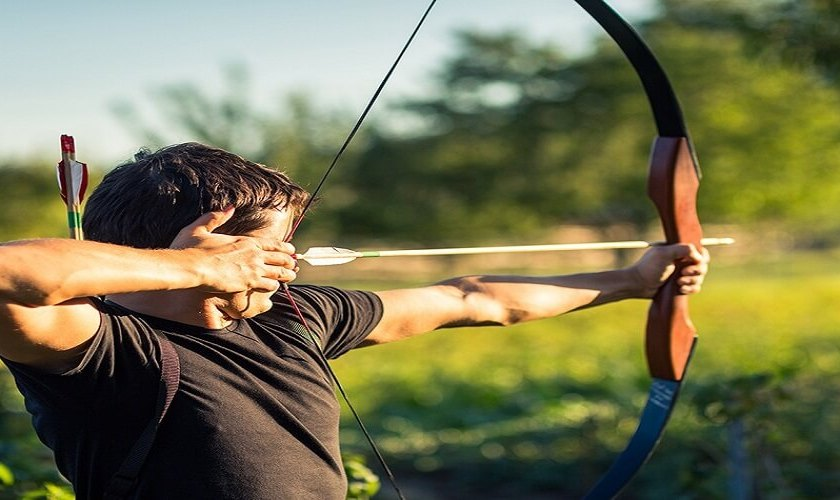 longbow for hunting