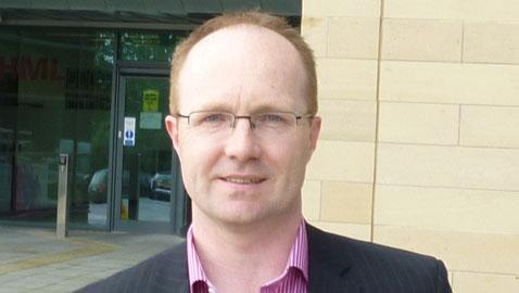 John Grimbaldeston of HML