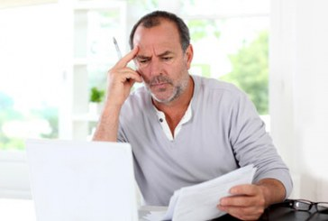 Average amount of retirees' debt continues to fall