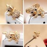 Koala-Hot-Sales-Cute-Dust-Plug-3-5mm-Headphones-Gadgets-Stubs-For-Iphone-6-5s-For-4
