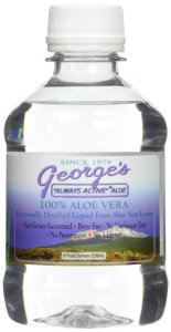 George's Aloe Vera Drink Review