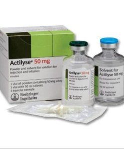 Buy Actilyse 50mg Vial