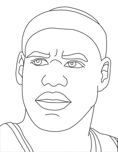 basketball-coloring-pages-lebron-james