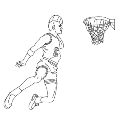 basketball-player-coloring-page