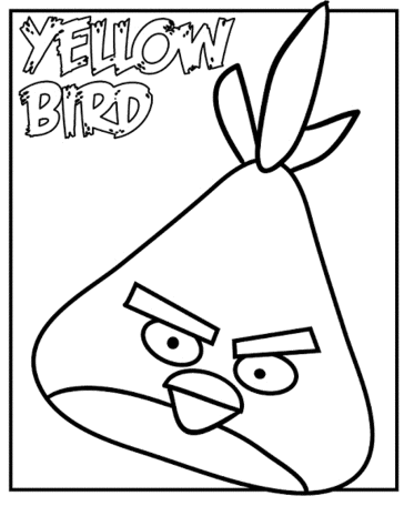 angry-birds-coloring-pages-yellow-bird