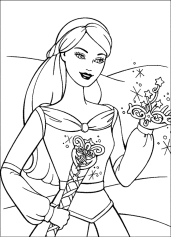 barbie-printable-coloring-pages