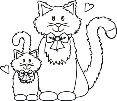 cat-coloring-pages-cute