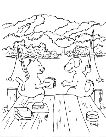 cat-dog-friendship-coloring-pages (1)