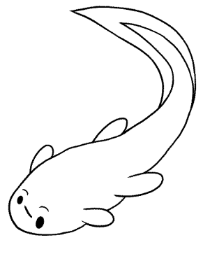 coloring-page-of-a-baby-frog