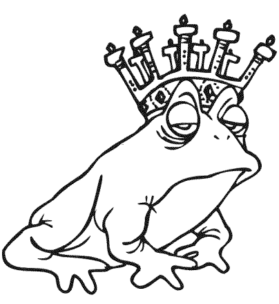 coloring-pages-frogs