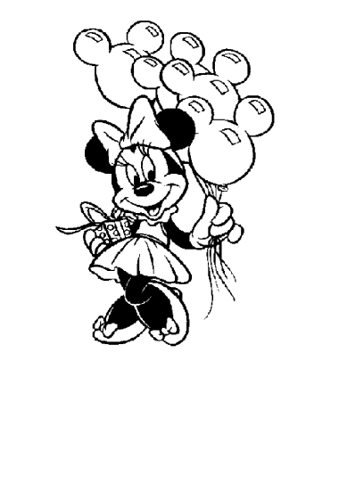 coloring-pages-minnie-mouse