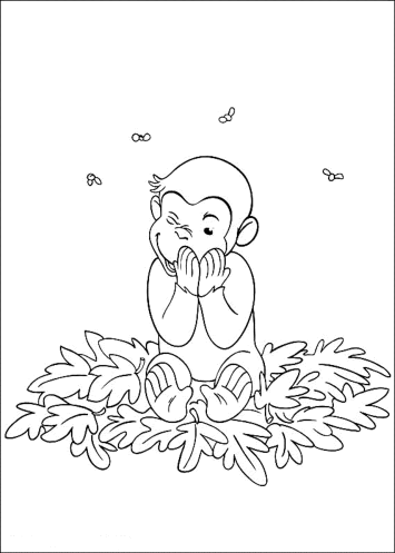 curious-george-coloring-pages-free