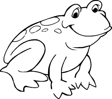 free-frog-coloring-pages