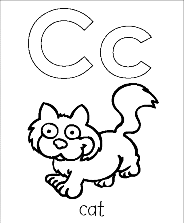 letter-C-Cats-coloring-pages-for-preschoolers   BestAppsForKids.com