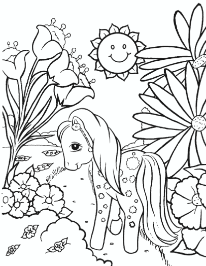 my-little-pony-coloring-page