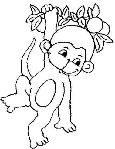 printable-monkey-coloring-pages