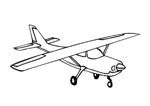 simple-airplane-coloring-pages