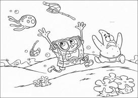 spongebob-color-pages