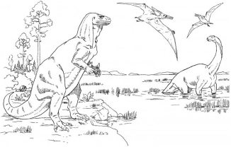 t-rex-dinosaur-coloring-pages1
