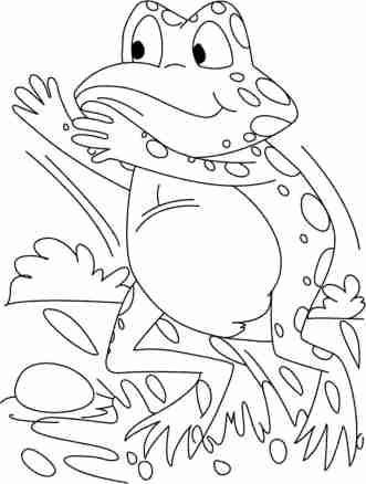 tree-frog-coloring-pages