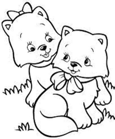 two-cat-coloring-pages (1)