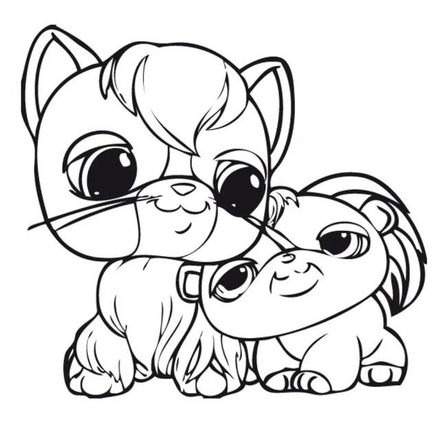 big-littlest-pet-shop-coloring-pages   BestAppsForKids.com