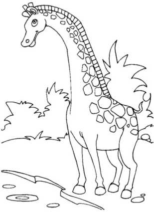 cartoon-giraffe-coloring-pages