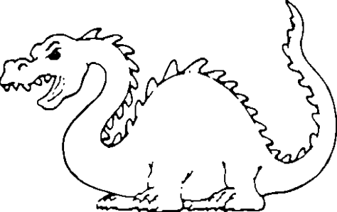 coloring-pages-dragons