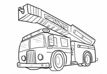 coloring-pages-fire-trucks-preschool