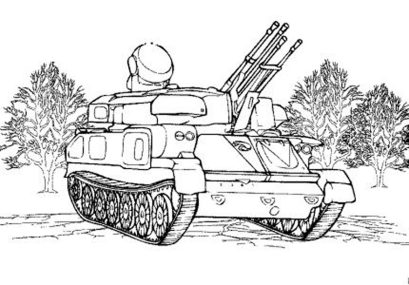 coloring-pages-for-boys-to-print-tank