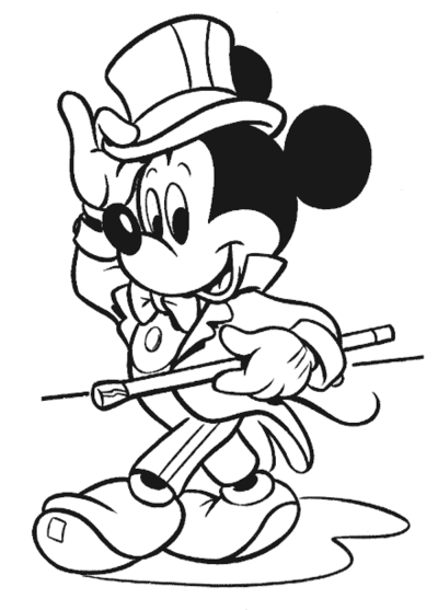 coloring-pages-mickey-mouse