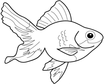 coloring-pages-of-fish