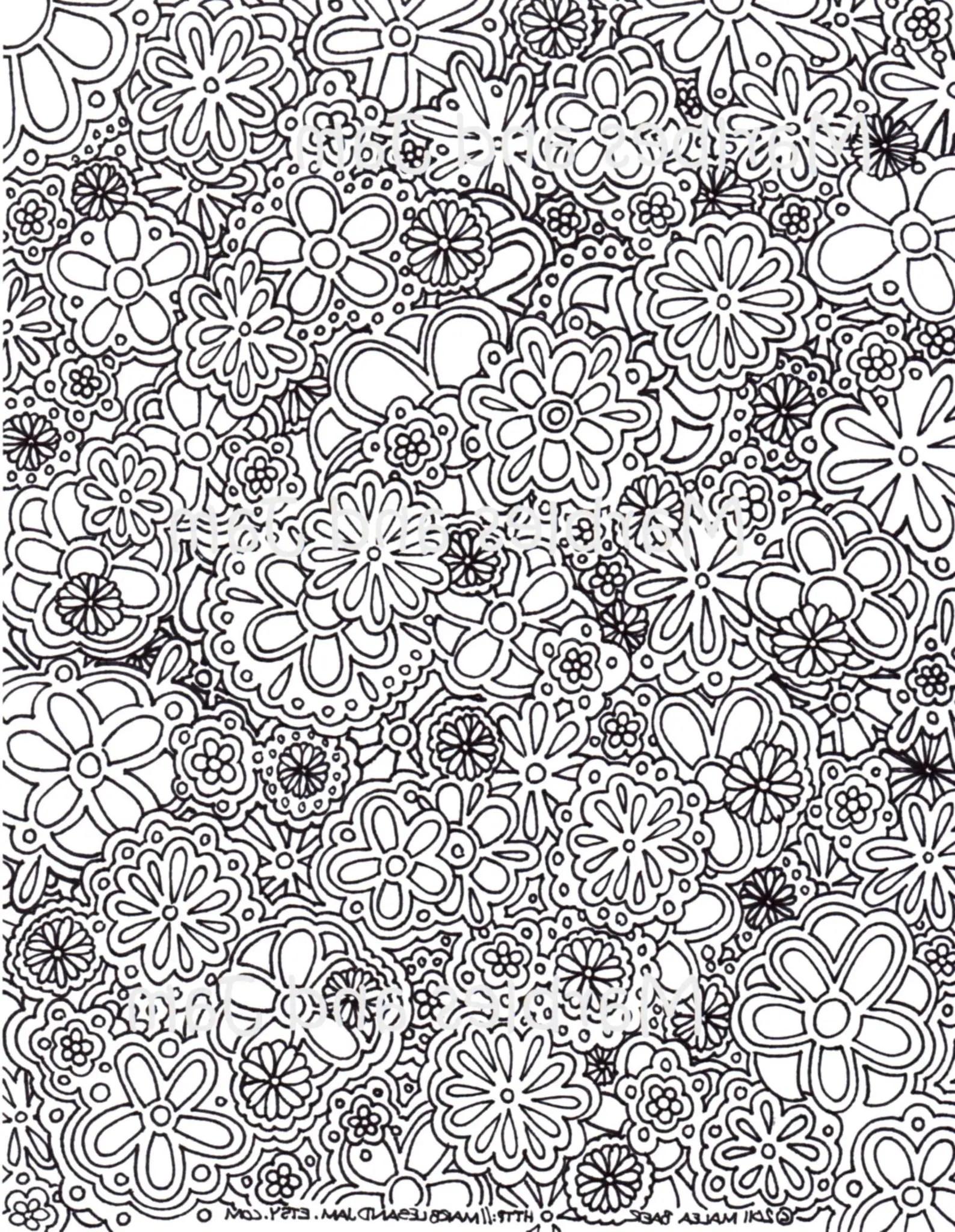 Print amp Download Complex Coloring