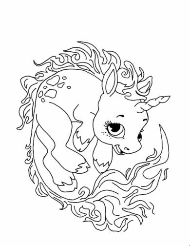 cute-unicorn-coloring-pages-