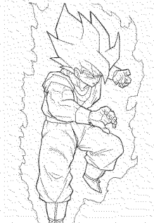 dragon-ball-z-coloring-page