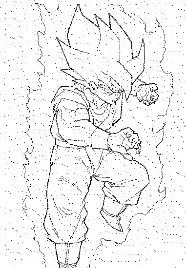 dragon-ball-z-coloring-page