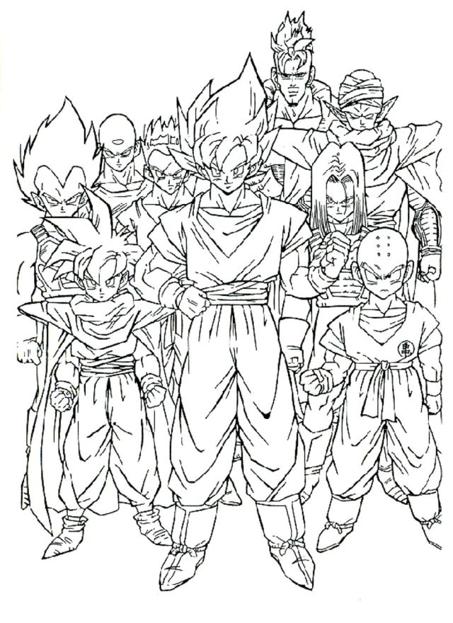 dragon-ball-z-coloring-pages-printable   BestAppsForKids.com