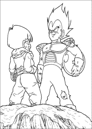 dragon-ball-z-coloring-pages-to-print