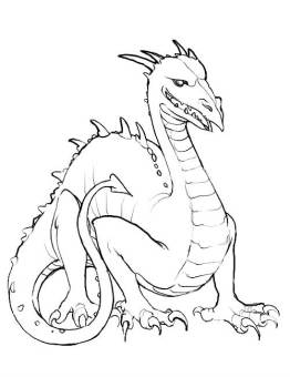 dragon-coloring-pages-free