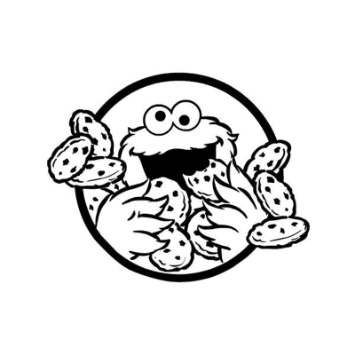 elmo-and-cookie-monster-coloring-pages