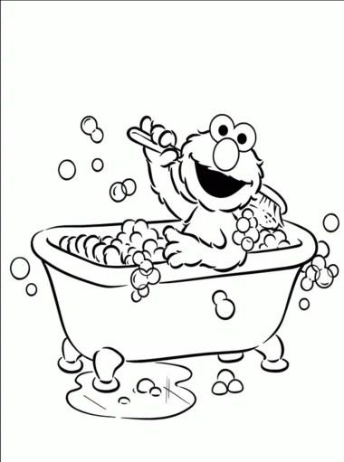 elmo-coloring-book-pages-bathroom