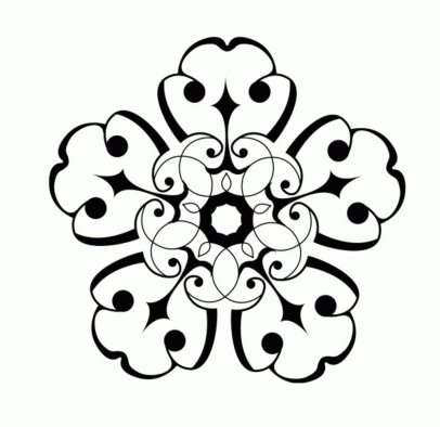 flower-coloring-pages-printable