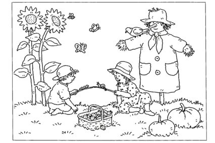 free-autumn-coloring-pages